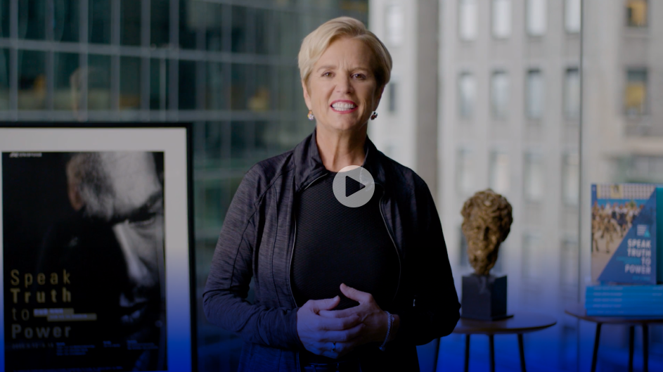 Kerry Kennedy Introduction Video